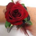 best-blooms-red-rose-wristlet-corsage-auckland